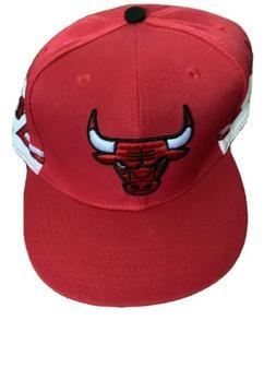 Chicago Bulls Hat Snapback Adjustable Cap