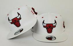 New Era Chicago Bulls Snapback Hat Jordan 14 RIP Hamilton