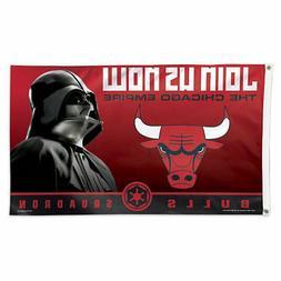 Chicago Bulls Star Wars Darth Vader Large Outdoor Flag