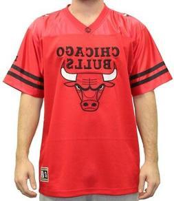 """Chicago Bulls Starter NBA Men's """"Blindside"""" Football Jersey"""