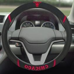 Chicago Bulls Steering Wheel Cover