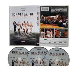 Chicago Bulls The last dance : 1990s DVD Brand New Sealed Co