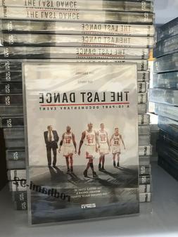 Chicago Bulls The last dance : 1990s DVD Complete Box Set Ne