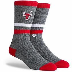 Chicago Bulls Stance Women's Boot Logo Crew Socks