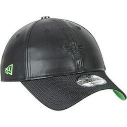 Chicago Bulls New Era Women's Tude Hook 9TWENTY Hat - Black