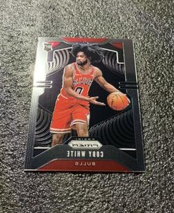 COBY WHITE 2019-20 PRIZM #253 BASE ROOKIE CARD CHICAGO BULLS