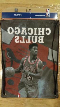 Jimmy Butler #21 Chicago Bulls Printed Back Pack/Sack Drawst