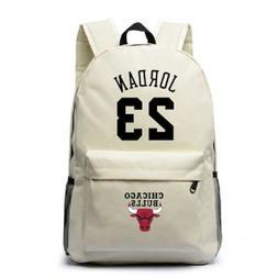 JORDAN 23 CHICAGO BULLS Backpack Rucksack Laptop Travel Scho
