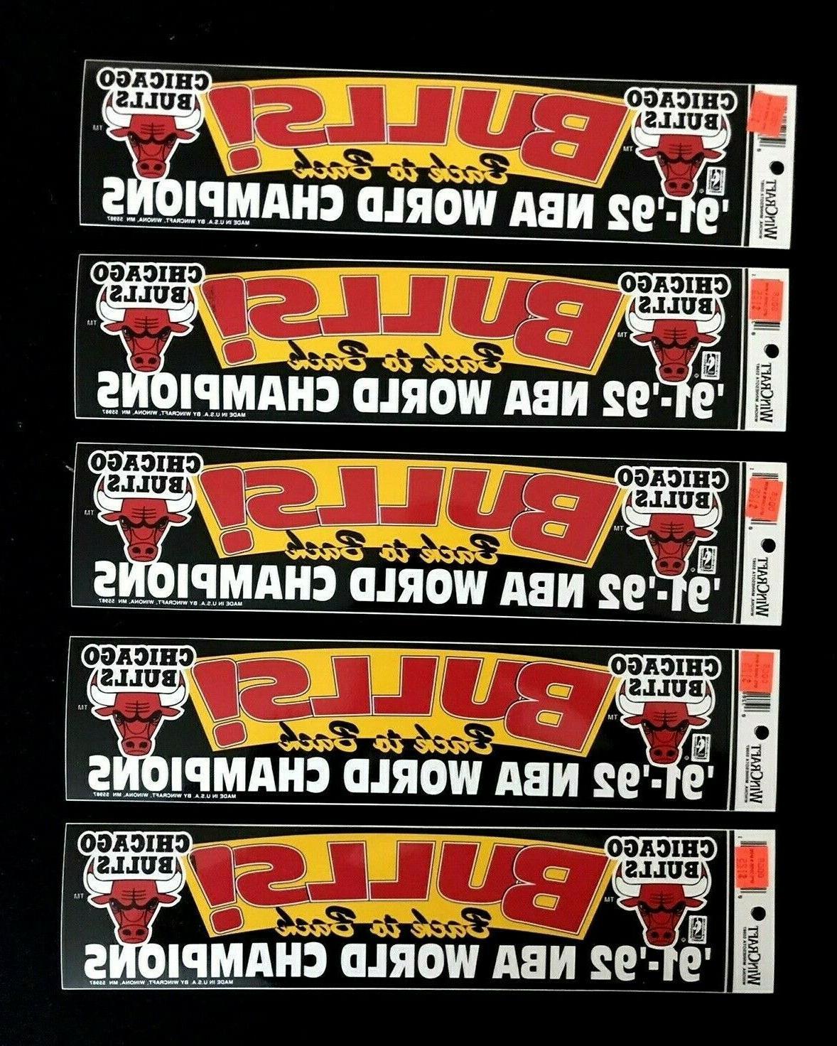 5 vtg 1992 chicago bulls nba basketball