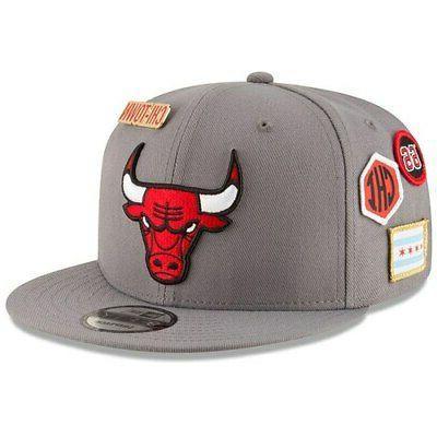 chicago bulls 2018 nba draft 9fifty adjustable