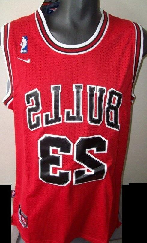chicago bulls 23 jordan swingman jersey red