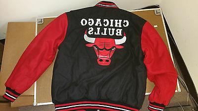JH Basketball Jacket Red Size M L XL