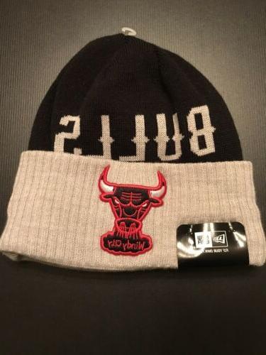 chicago bulls beanie skullie winter hat