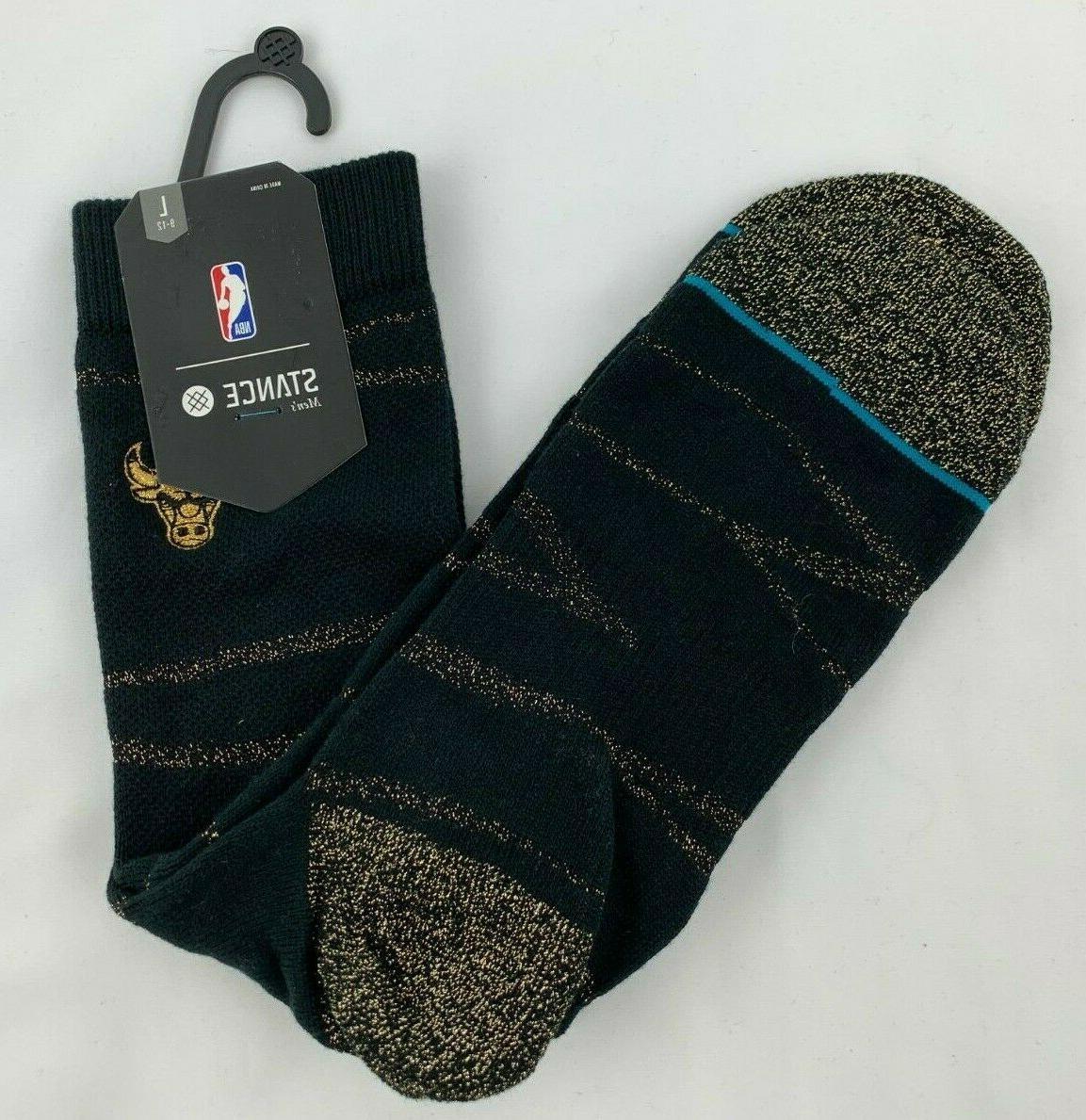 Chicago Socks Size Large Twist