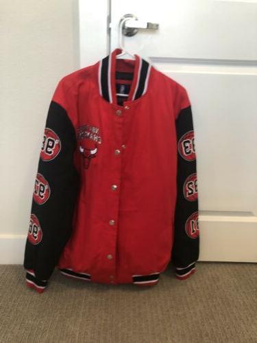 chicago bulls giii sports jacket by carl