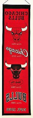 chicago bulls nba embroidered wool