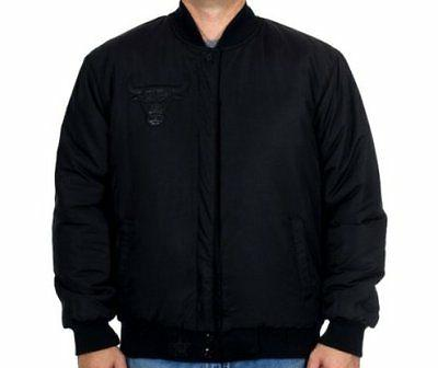 Chicago Bulls Jacket All Wool Reversible Print Logos SALE!