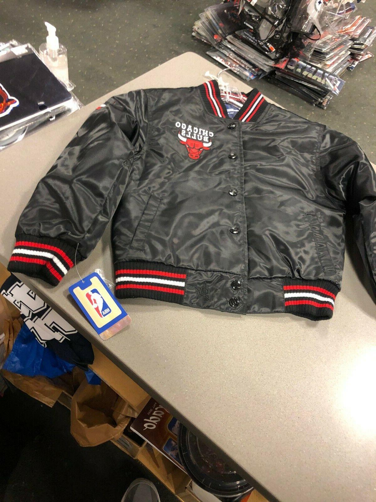 Chicago Bulls Jacket J H YOUTH/BOYS