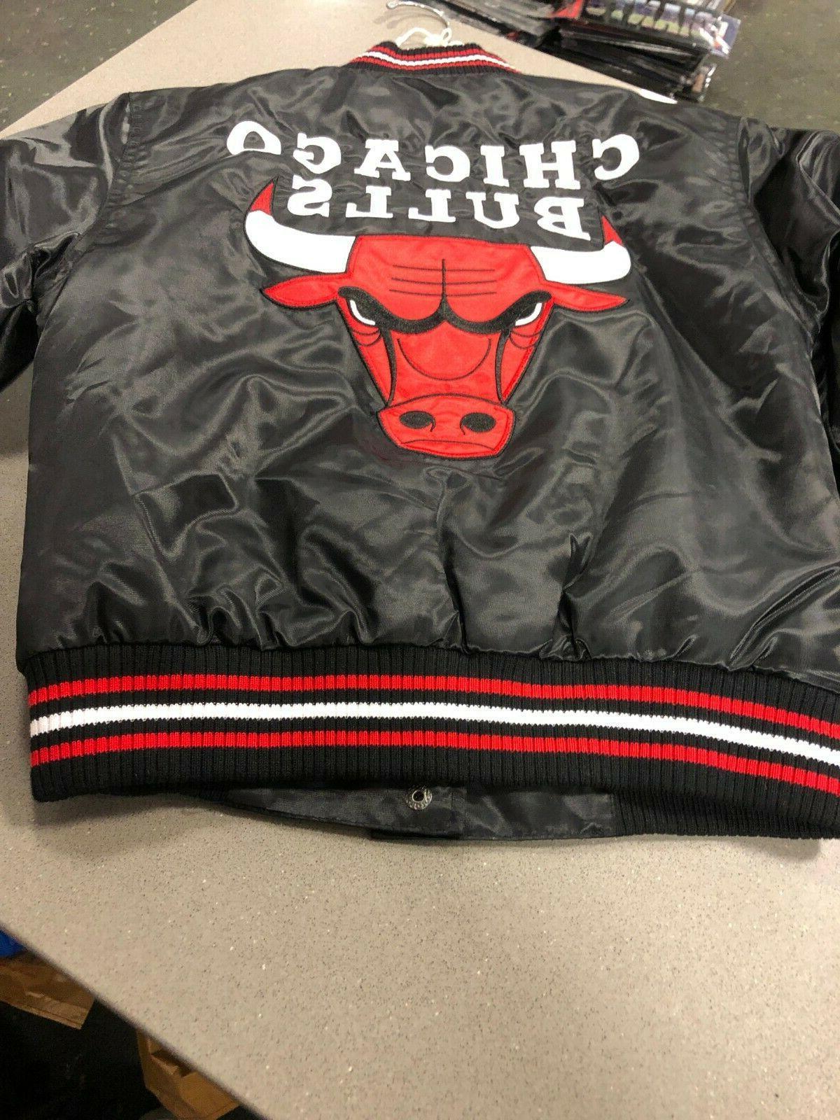 chicago bulls nba jacket j h design