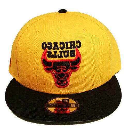 New Era Yellow Hat Matching Air 14 Reverse