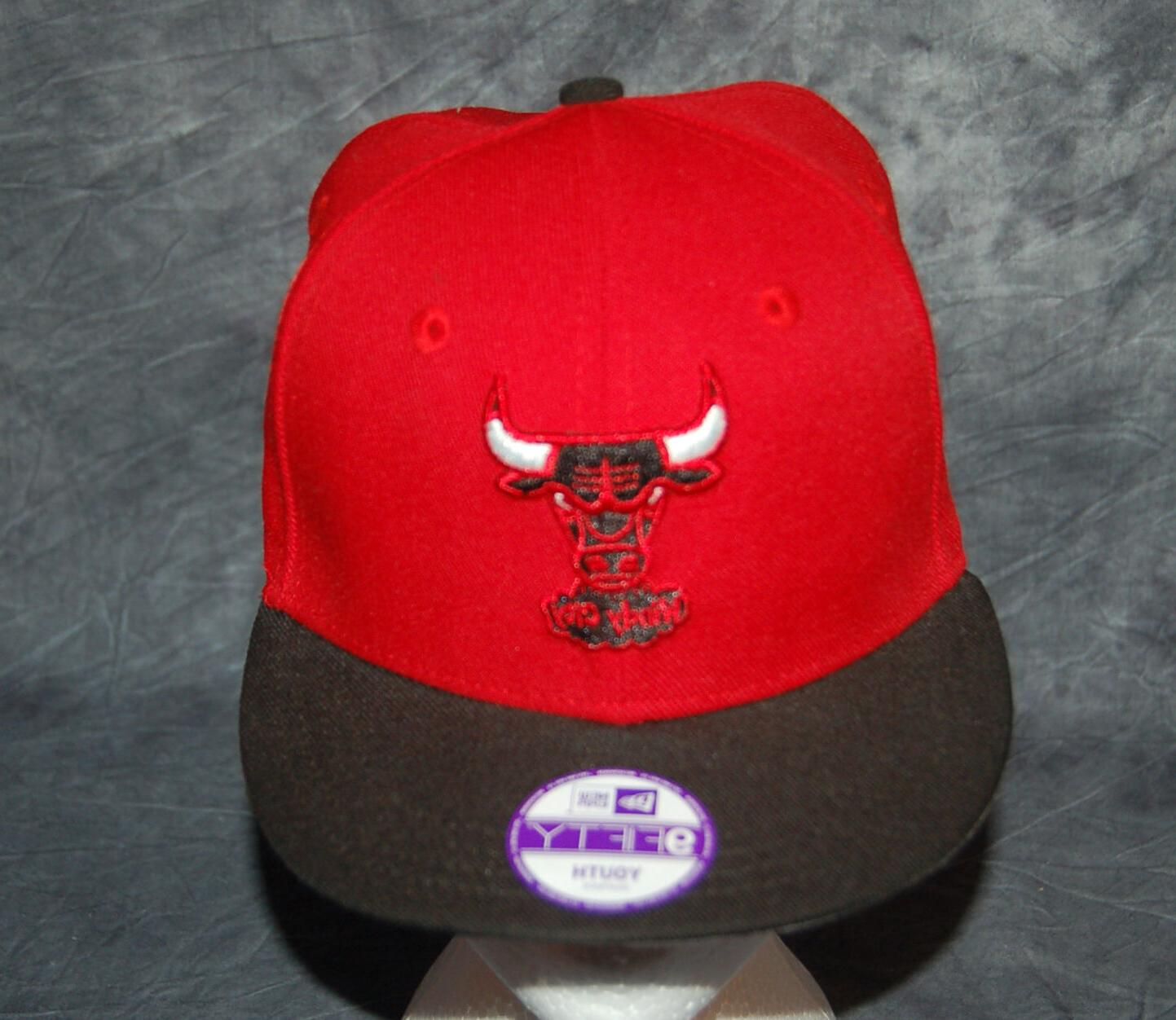 chicago bulls youth hat 9fifty adjustable osfm