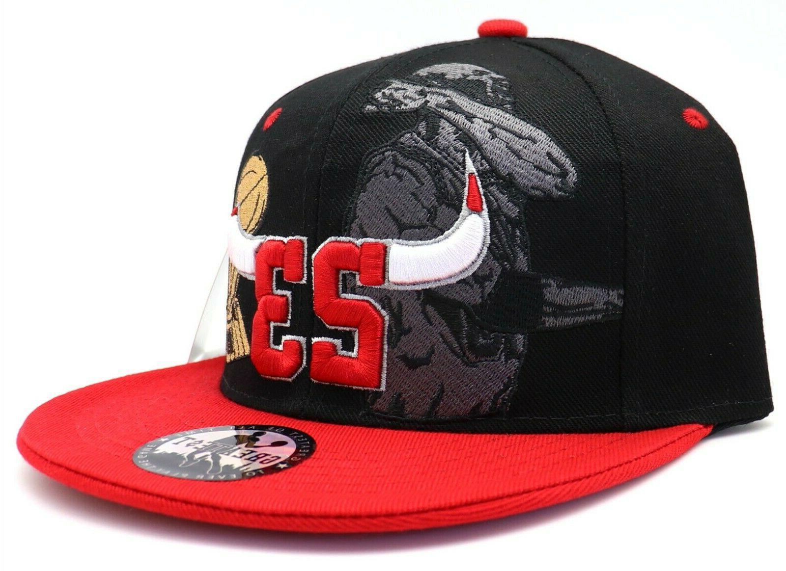 Chicago MJ 23 Bulls Red Era Hat Cap