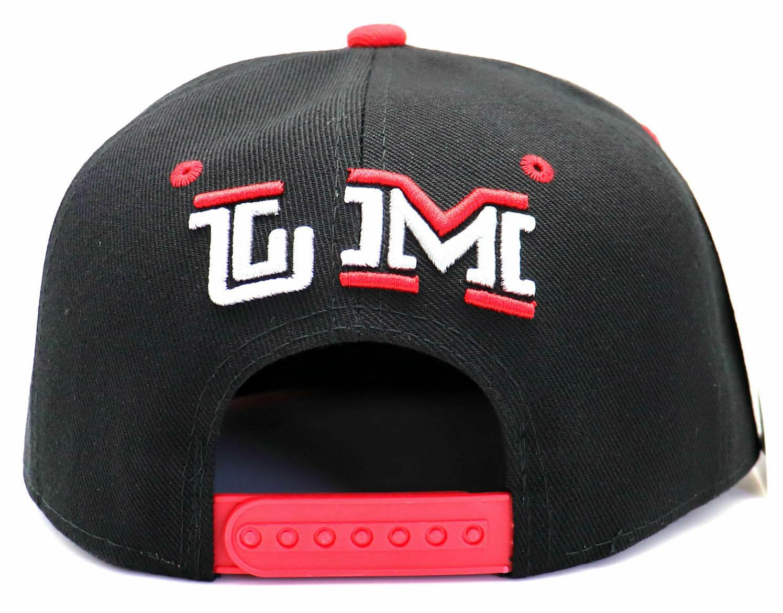 Chicago New 23 Jordan Bulls Red Era Snapback Hat