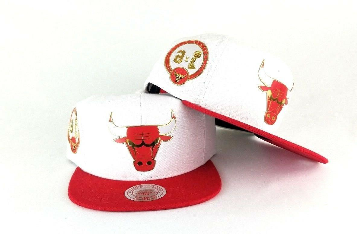 Exclusive Ness Chicago White / Red Hat