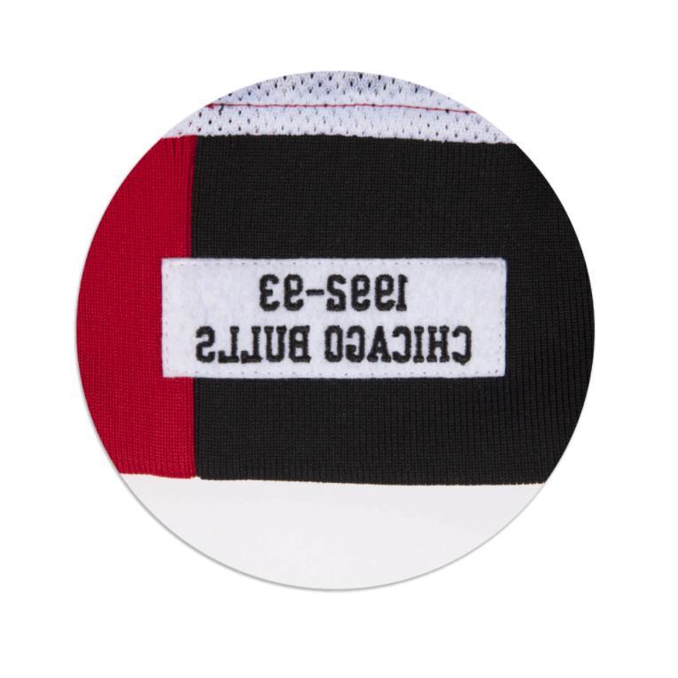 Men's Bulls & Red HWC Authentic Warm Jacket