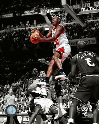 michael jordan 1997 98 spotlight chicago bulls