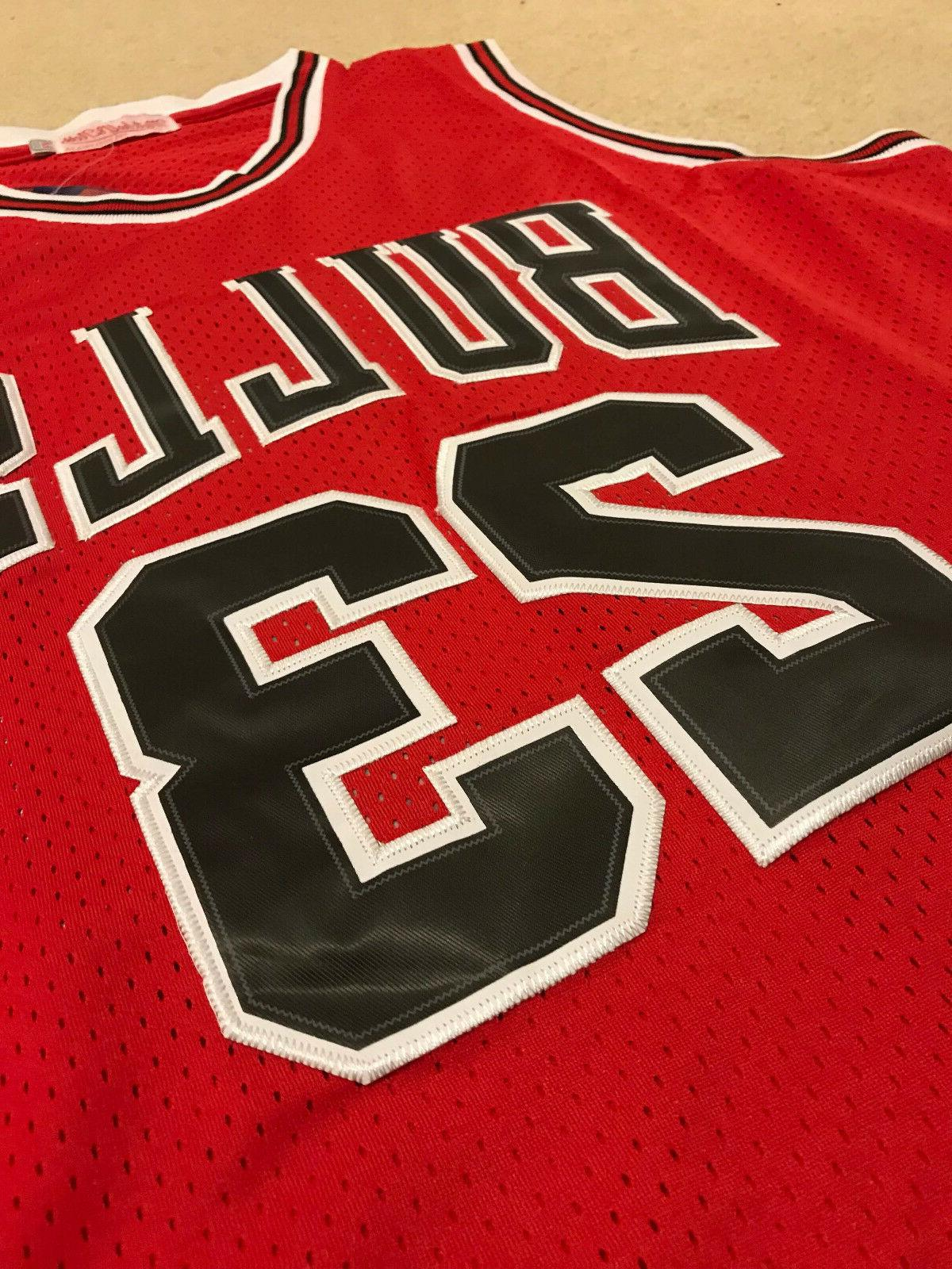 Michael #23 Chicago Jersey