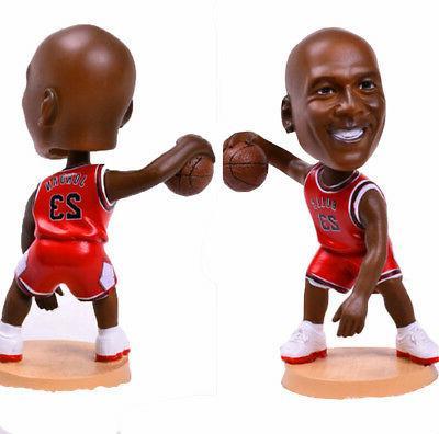 michael jordan bobblehead 23 chicago bulls basketball