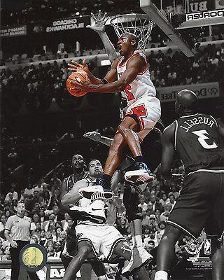 michael jordan chicago bulls 1997 98 spotlight