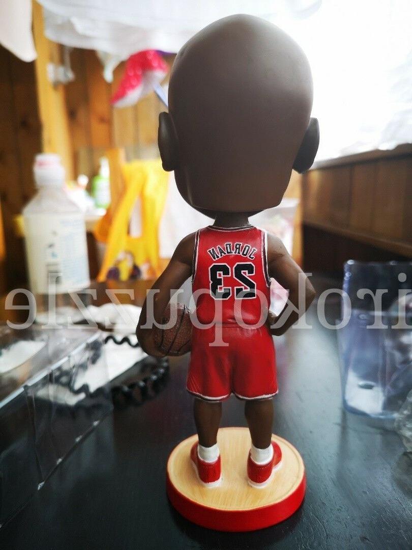 Michael Jordan MVP Bobbleheads Action 8.07' Gift