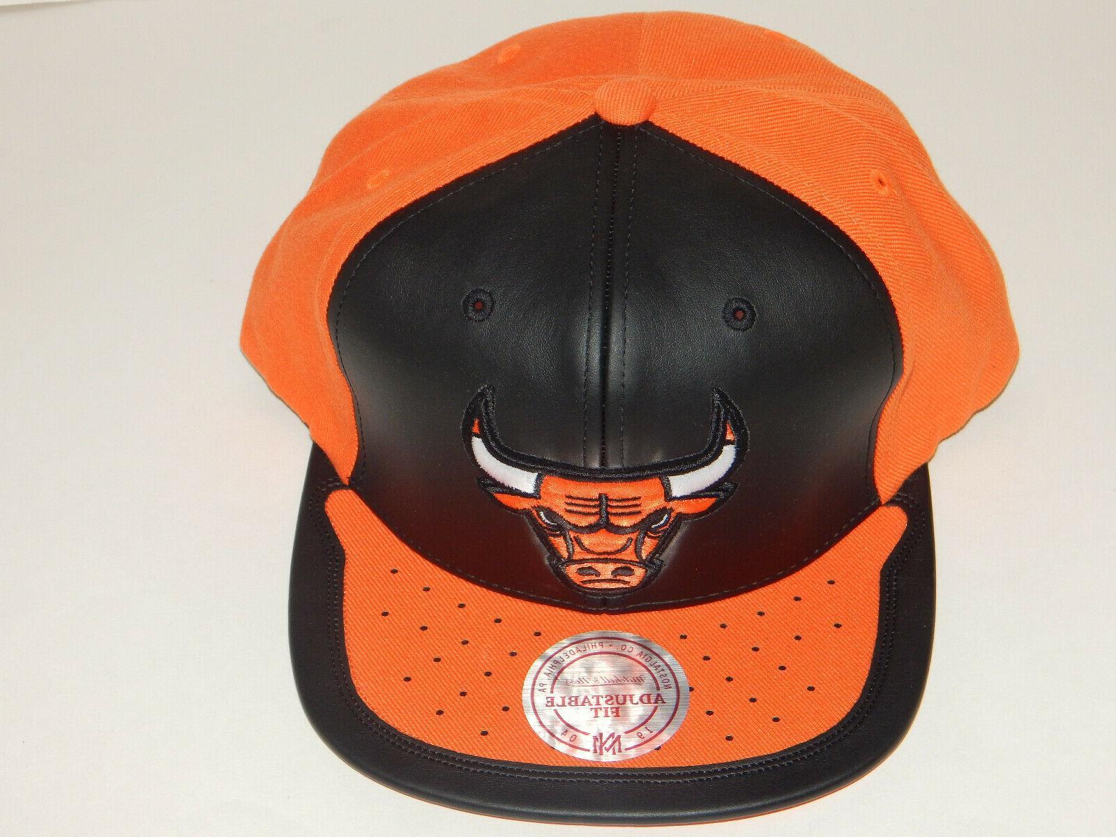 Mitchell Day Hat Cap / Orange Jordan