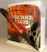 NBA Chicago Bulls Stationery Desk Caddy