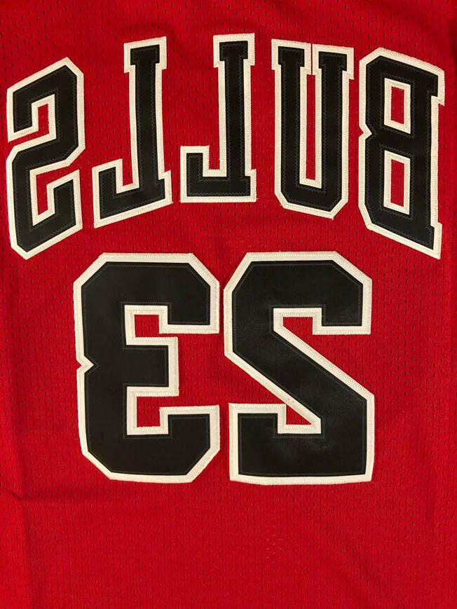 NWT Michael #23 Chicago Bulls Youth Jersey