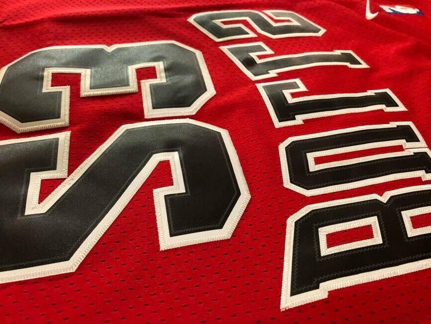 NWT Jordan Chicago / Youth Stitched Jersey