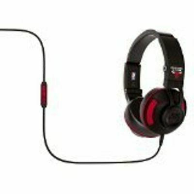 JBL S300 Chicago Bulls Premium On-Ear Stereo Headphones with