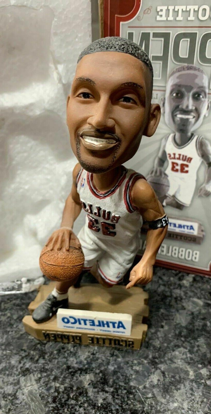 SCOTTIE #33 Chicago Bulls SGA NIB