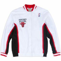 Mens Mitchell & Ness NBA 1992-93 Authentic Warm Up Jacket Ch