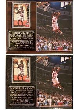 Michael Jordan #23 Chicago Bulls 5-Time NBA Most Valuable Pl