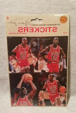 MICHAEL JORDAN #23 CHICAGO BULLS VINTAGE NBA BASKETBALL STIC