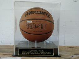 Michael Jordan Chicago Bulls Acrylic Basketball Display Case