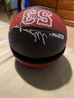 Michael Jordan Chicago Bulls Avon Watch with Wilson Basketba