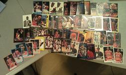 Michael Jordan Chicago Bulls Group #1 RARE ODDBALL CARDS WOW