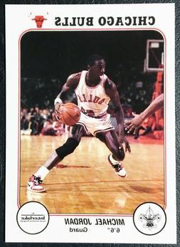 Michael Jordan Interlake Custom Reprint - MINT - Chicago Bul