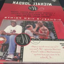 Micheal Jordan Upper Deck 1997 MVP 23  10 Premium Cards