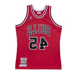 Mitchell & Ness Authentic Jersey Chicago Bulls Finals 1994-9