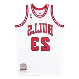 Mitchell & Ness Authentic Jersey Chicago Bulls Home 1995-96